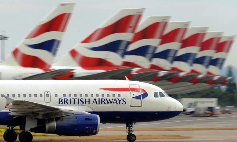 British Airways stops Pakistan flights