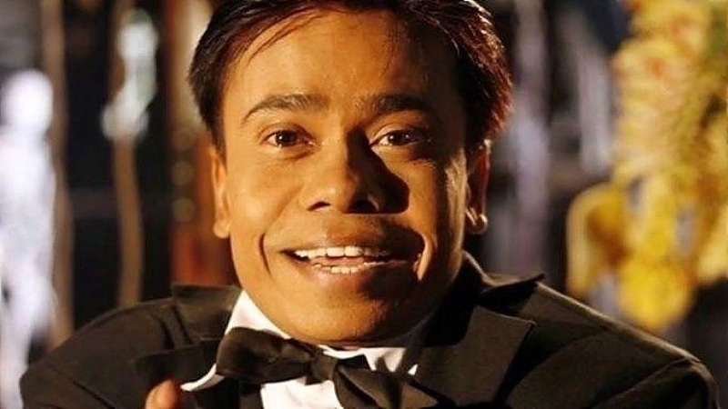 Remember KK Goswami? He's around