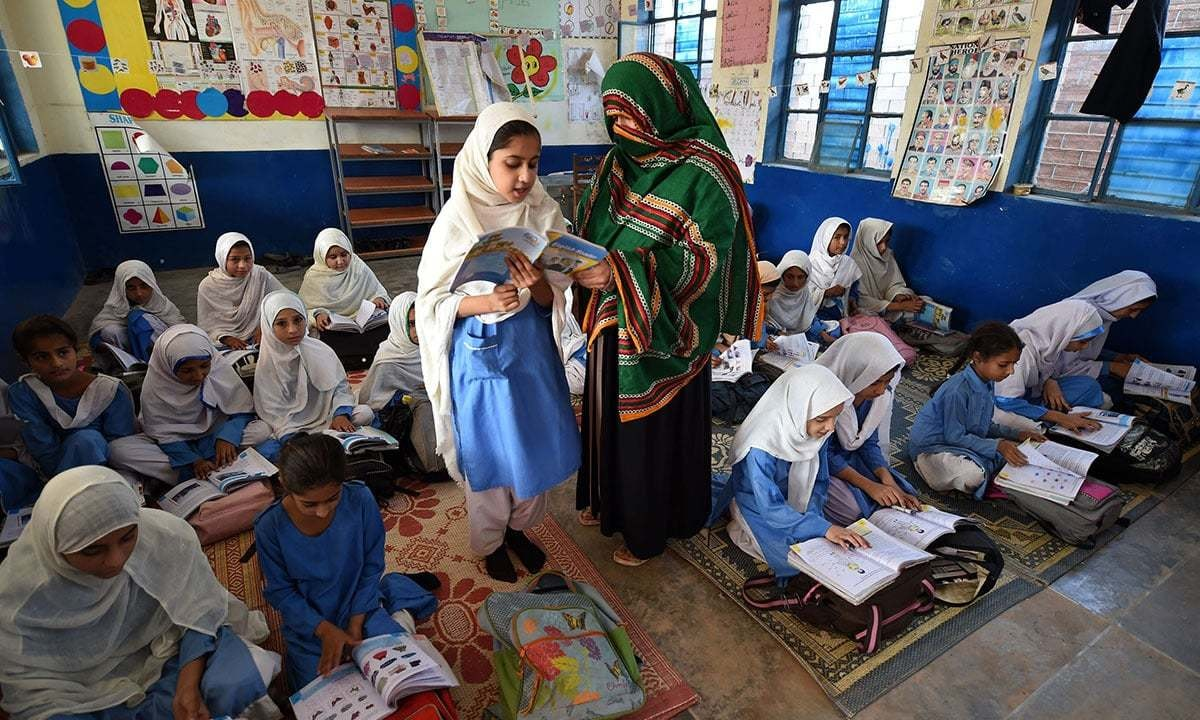 Engaging Pashtun men to promote girls' education
