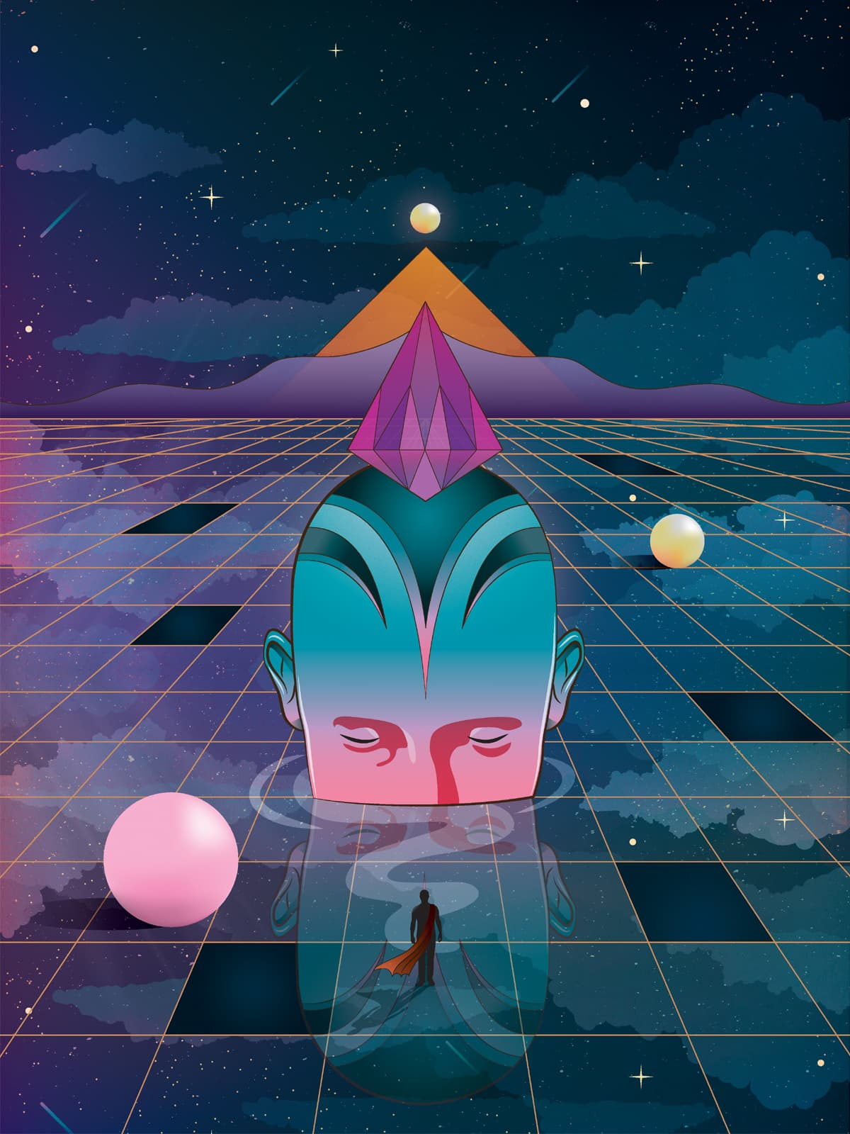 In pursuit of altered states of consciousness - Herald