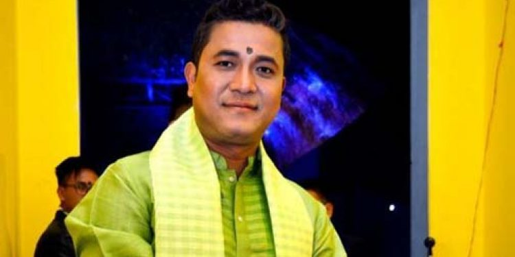 """39-year-old television journalist Kishorechandra Wangkhem is accused of posting an """"inflammatory"""" social media video in November. — Photo courtesy India Today"""