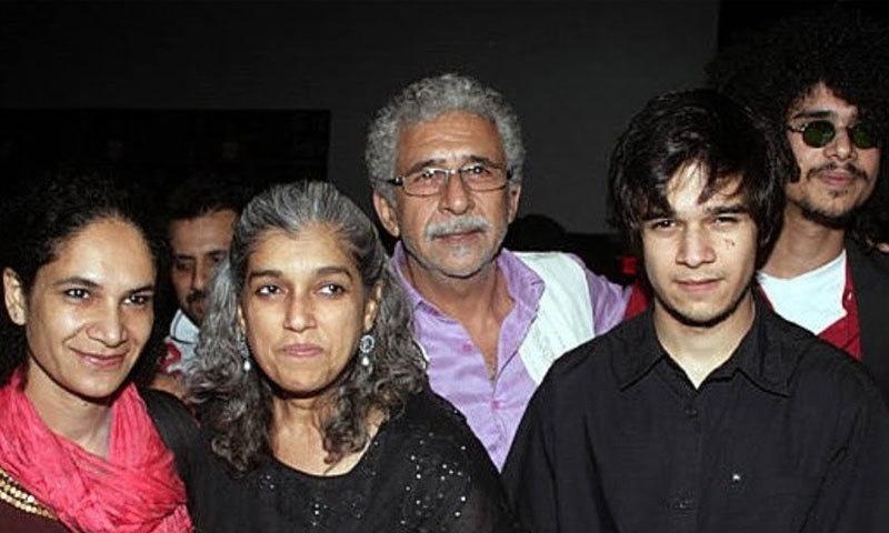 اداکار کو تین بچے ہیں، ان کی پہلی اہلیہ کا انتقال ہوچکا ہے—اسکرین شاٹ/یوٹیوب