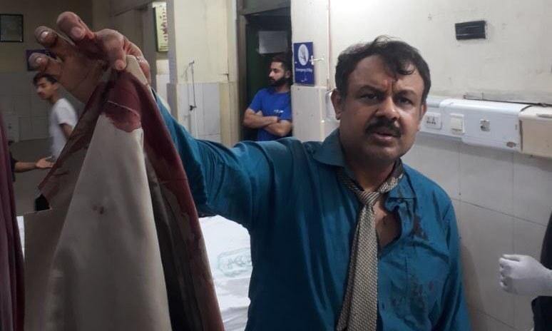 اسد کھرل طبی امداد کیلئے ہسپتال میں موجود ہیں
