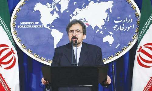 Iran says US presence in Syria 'wrong' from start