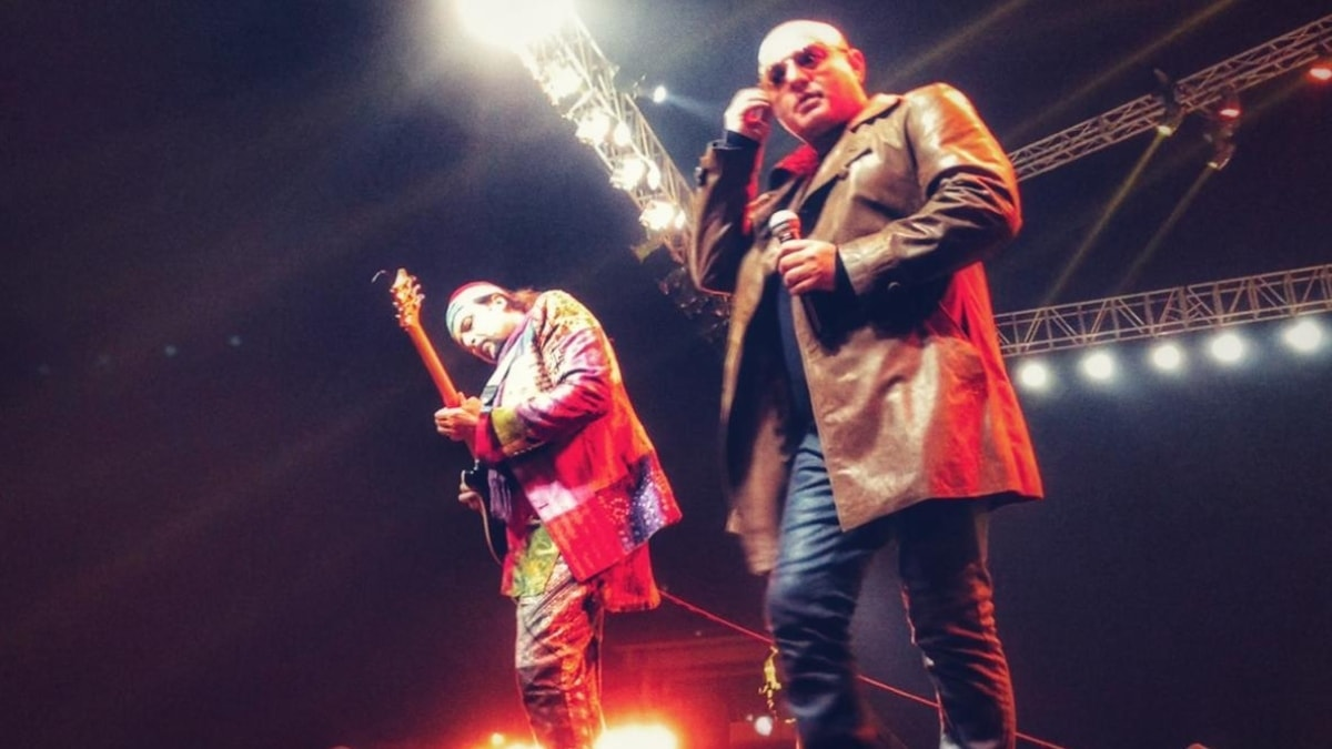 Our biggest inspiration is Pakistan: Junoon on reuniting
