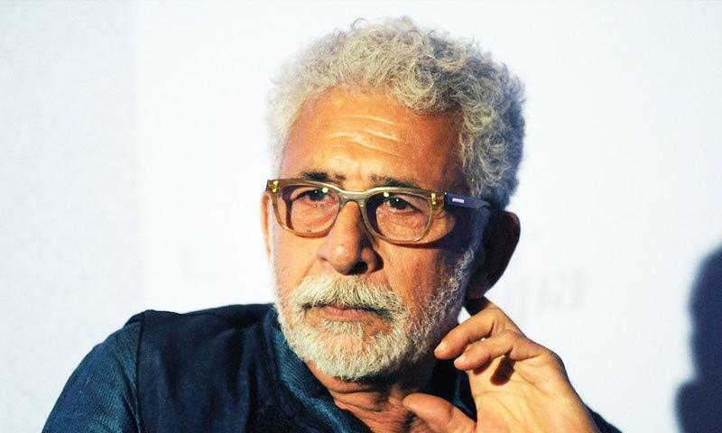 تشدد اور عدم برداشت کے حوالے سے جو کہا اس پر افسوس نہیں، نصیر الدین شاہ