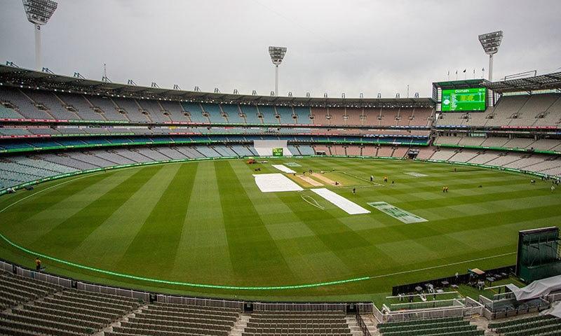 چند آسٹریلین تماشائیوں نے مہمان بھارتی ٹیم کے کھلاڑیوں پر جملے کسے تھے— فوٹو: اے ایف پی