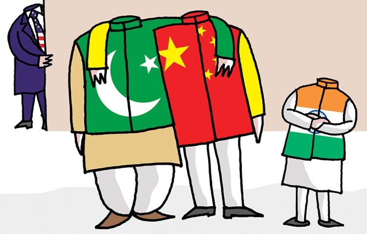 Smokers' Corner: How did Pakistan and China become close allies?