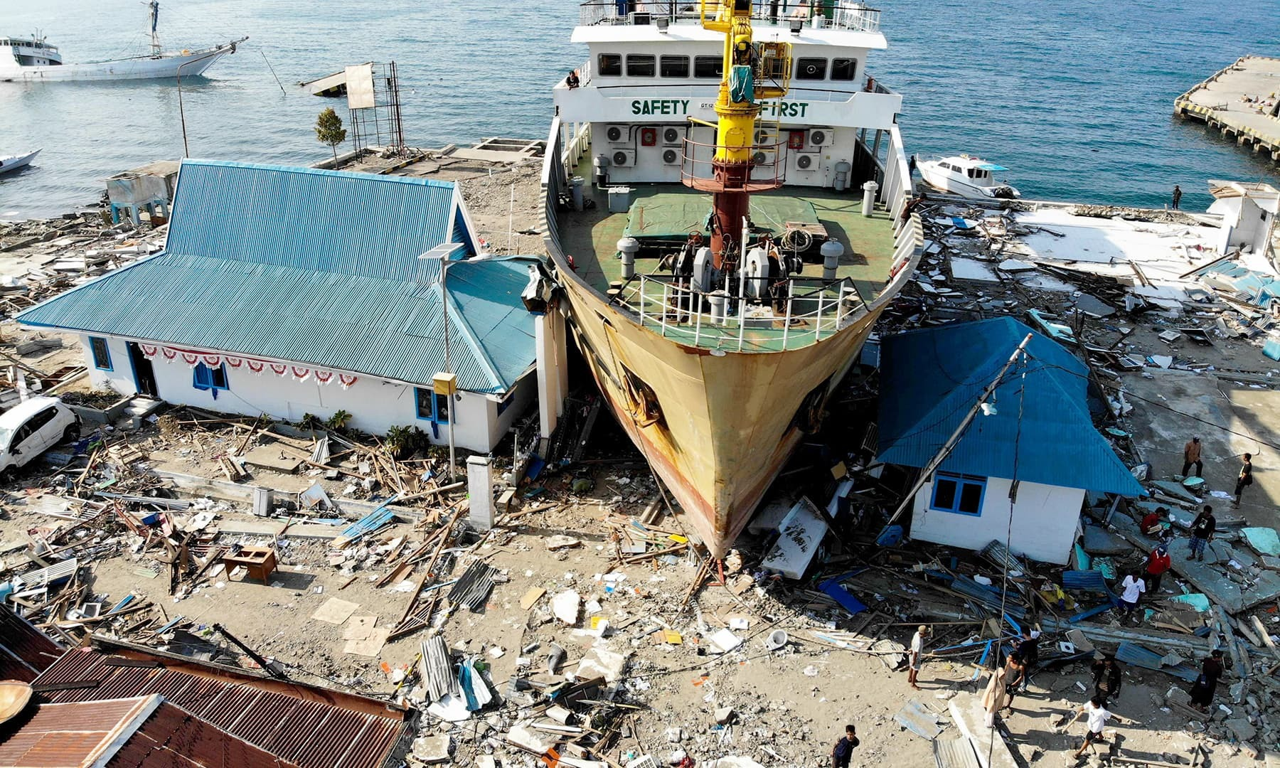 But a country-wide tsunami warning system of buoys connected to seabed sensors has been out of order since 2012 due to vandalism, neglect and a lack of public funds, authorities say. ─ AFP/File