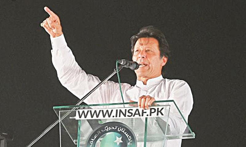 Imran Khan spoke and spoke and spoke through the year; first as an opposition leader and then as the prime minister. To walk the talk is likely to be part of his plan for 2019.