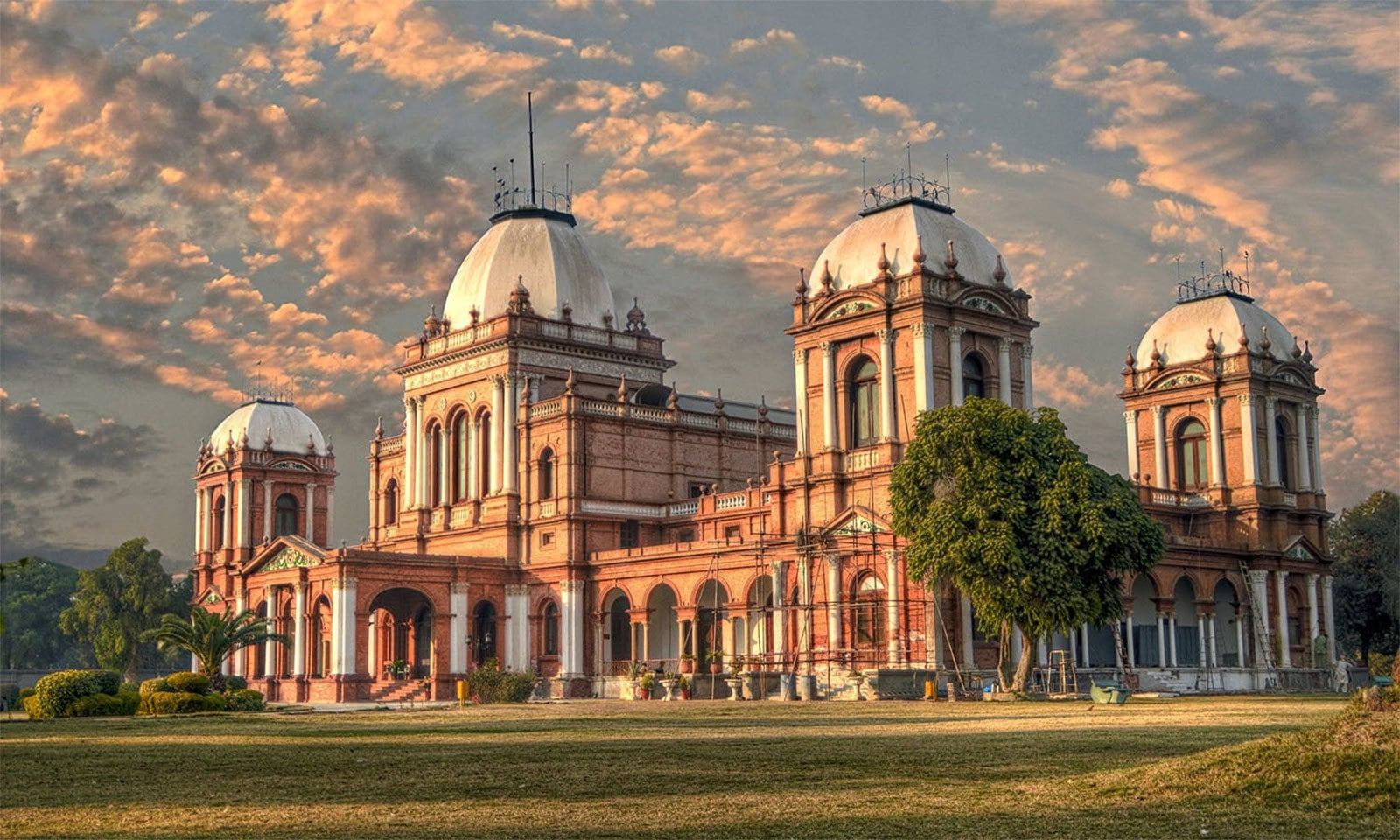نور محل بہاولپور — فوٹو بشکریہ اسامہ شاہد/وکی لووز مونومنٹس