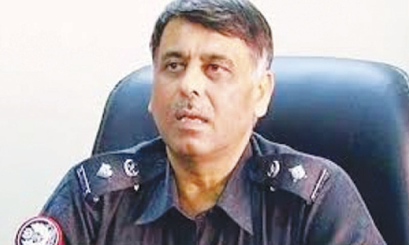 Rao Anwar retires from police