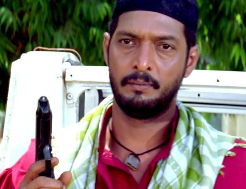 فلم غلام مصطفی کا مرکزی کردار نانا پاٹیکر نے نبھایا