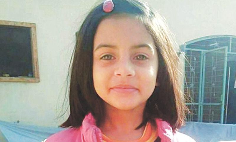 Zainab Ansari grisly rape-murder had shook the entire nation last year. — File