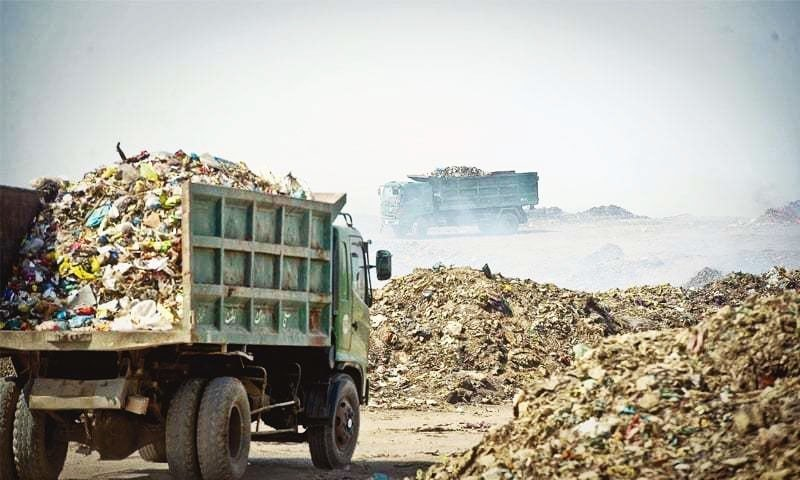 Two contractors have been assigned manual sweeping, mechanical sweeping and mechanical washing of streets and roads. — File photo