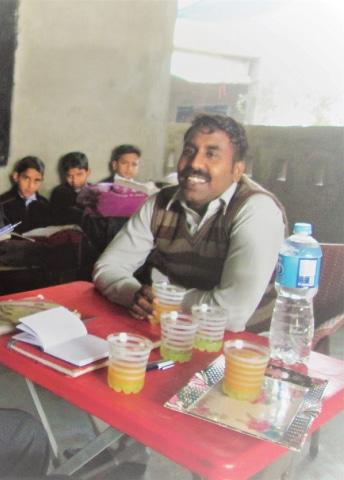 Ishaq Masih