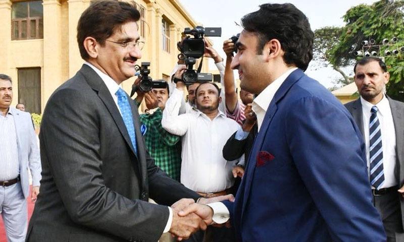 بلاول تو معصوم بچہ تھا، اس کا نام ای سی ایل میں ڈال دیا گیا—فوٹو: وزیر اعلیٰ سندھ فیس بک پیج