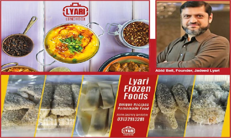Changing Lyari one lunchbox at a time
