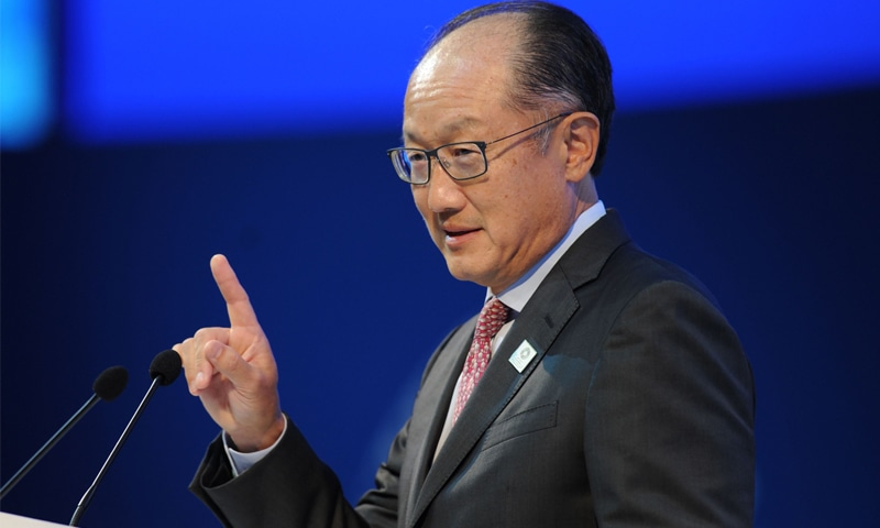 World Bank chief's exit could give Trump lever over development lending