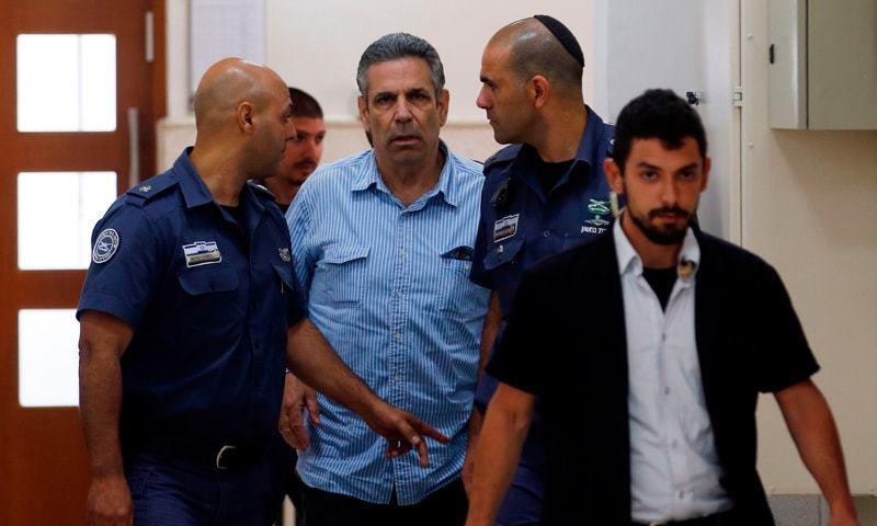 سابق اسرائیلی وزیر نے ایران کے لیے جاسوسی کا اعتراف کیا — فائل فوٹو