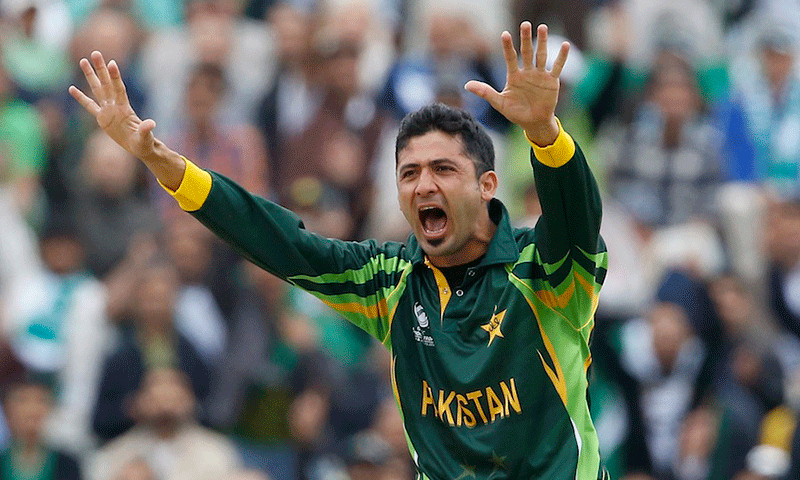 Junaid Khan pays the price of niggling injury issues. —AP/File