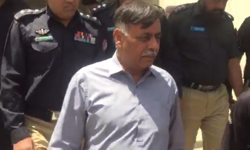 Rao Anwar is accused of murdering an innocent youth named Naqeebullah Mehsud in a staged 'encounter'. — File