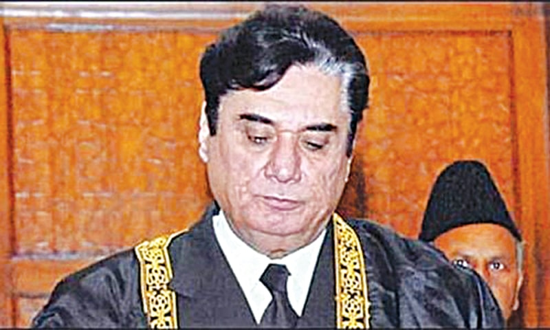 NAB chief Javed Iqbal had his ups and downs in 2018.