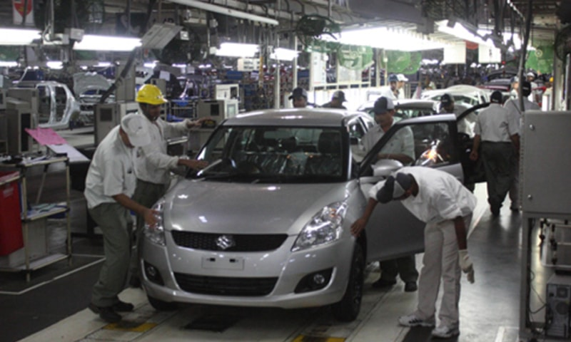 Pakistan's auto sector has been under spotlight as around 16 companies are expected to launch new vehicles within next two to three years.