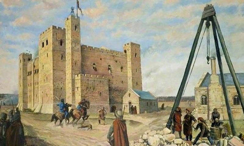 قرون وسطیٰ کے دور کو مختلف ادوار میں تقسیم کیا جاتا ہے—فوٹو: وزٹ کلسٹر
