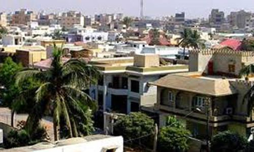 2006 reports point fingers at CDA and capital administration for growth of housing societies.— File