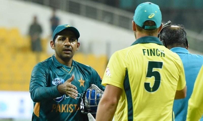 ایرون فنچ نے پاکستان آنے کی ہانمی بھری تھی—فوٹو:پی سی بی