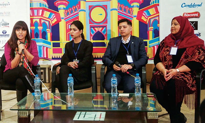 Chit-chat on #MeToo and Pakistani identity at ThinkFest - Newspaper