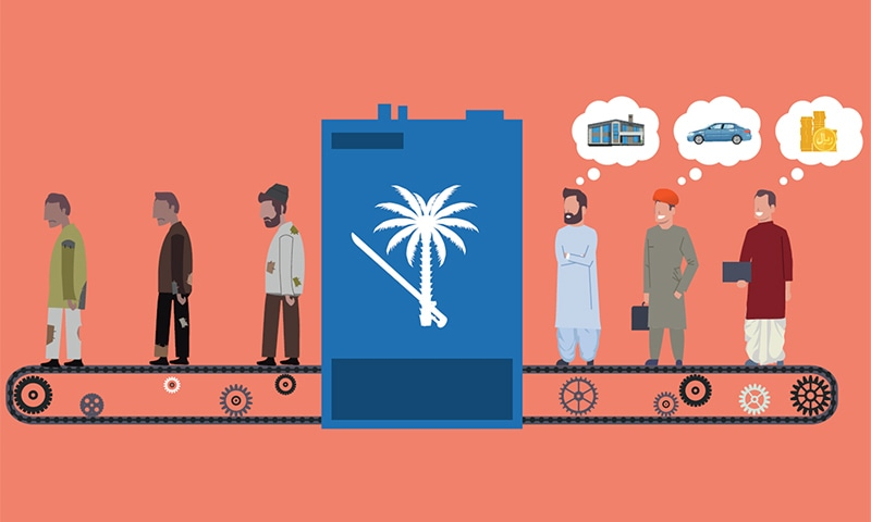 How the Saudi recession is hurting Pakistani labour