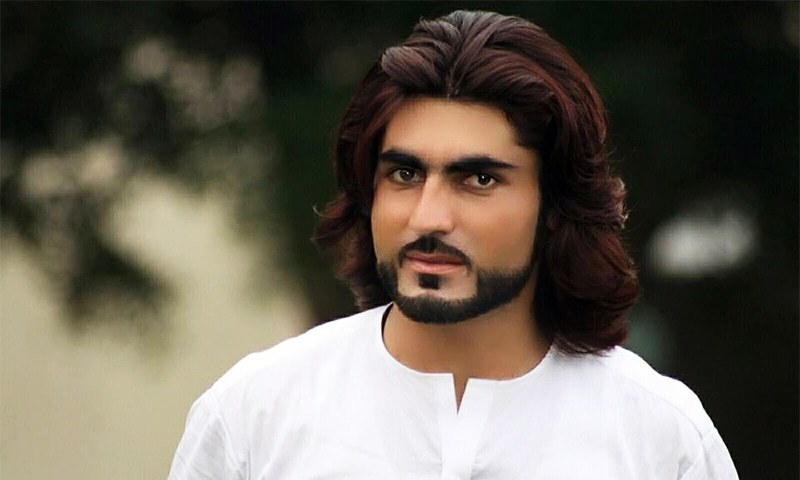 An aspiring Waziristan model, Naqeebullah Mehsud, and three others were killed in an alleged 'staged' encounter in January, 2017. —Photo: Facebook