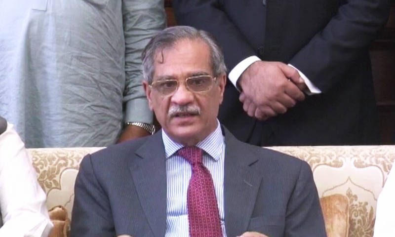 چیف جسٹس نے والدین سے سوال کیا کہ کیا آپ اس مقدمے کی سماعت کراچی میں چاہتے ہے یا اسلام آباد میں؟ —فائل فوٹو
