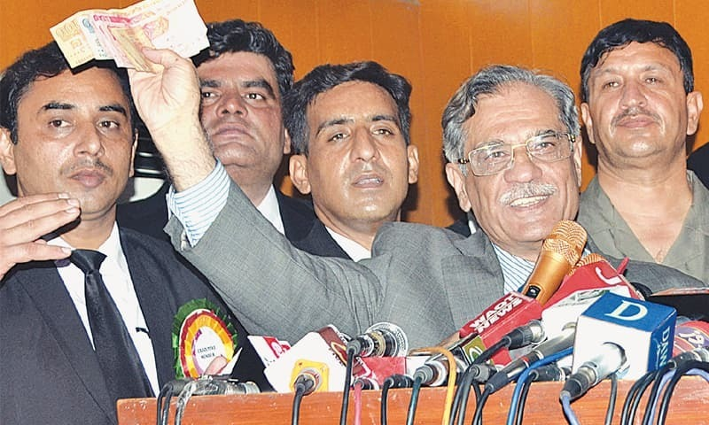 Editorial: CJP Nisar's legacy