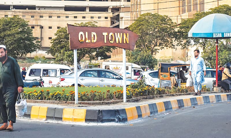 The commissioner office has notified the touristic sections of the city as 'Downtown', 'Old Town' and 'Uptown.' / Photos by Fahim Siddiqi / White Star