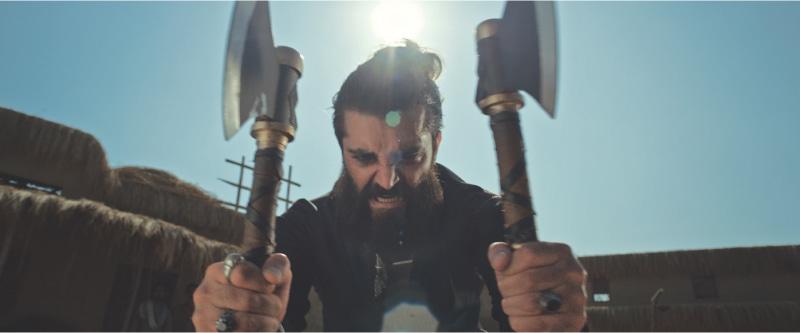 Hamza Ali Abassi as Noori Natt