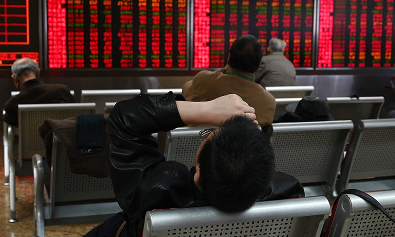 China's economy grew at slowest pace in 28 years in 2018