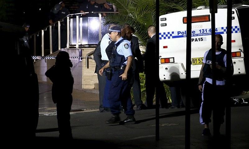 "Australian police suspect an ""expansive criminal group"" was exploiting Australian public. — File photo"