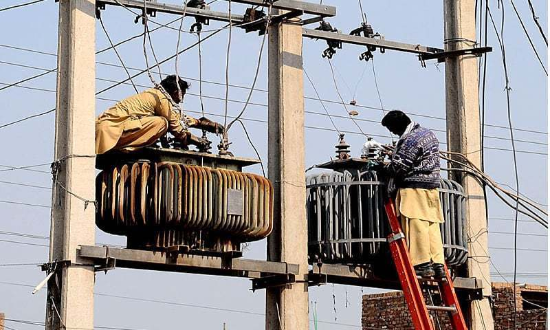 Project will be implemented on the electricity feeder of Karkhano area in Peshawar that has a theft ratio of more than 54 per cent. — File photo