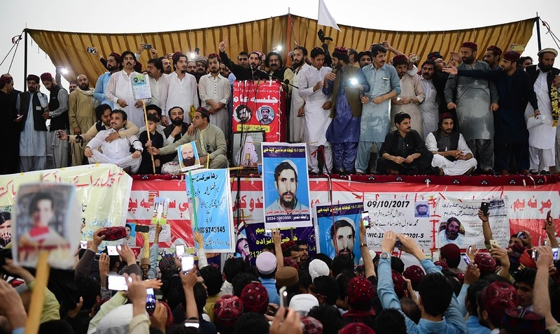 PTM barred from holding scheduled events at Peshawar Press Club