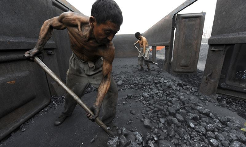 China has been investing heavily in alternative fuels in order to cut dependence on coal. ─ File photo