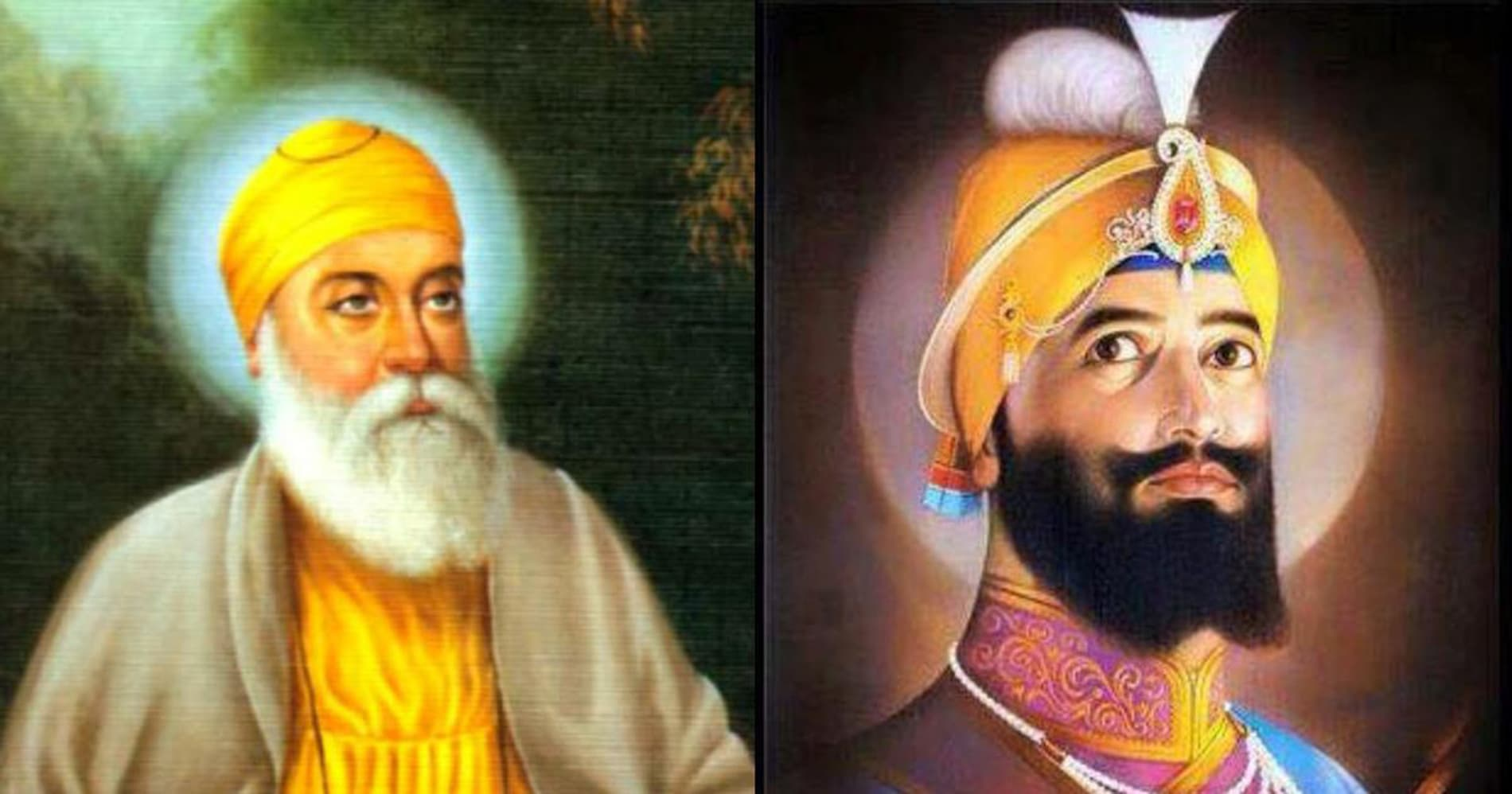 Nanak to Gobind Singh: How did the attire of Sikh gurus ...