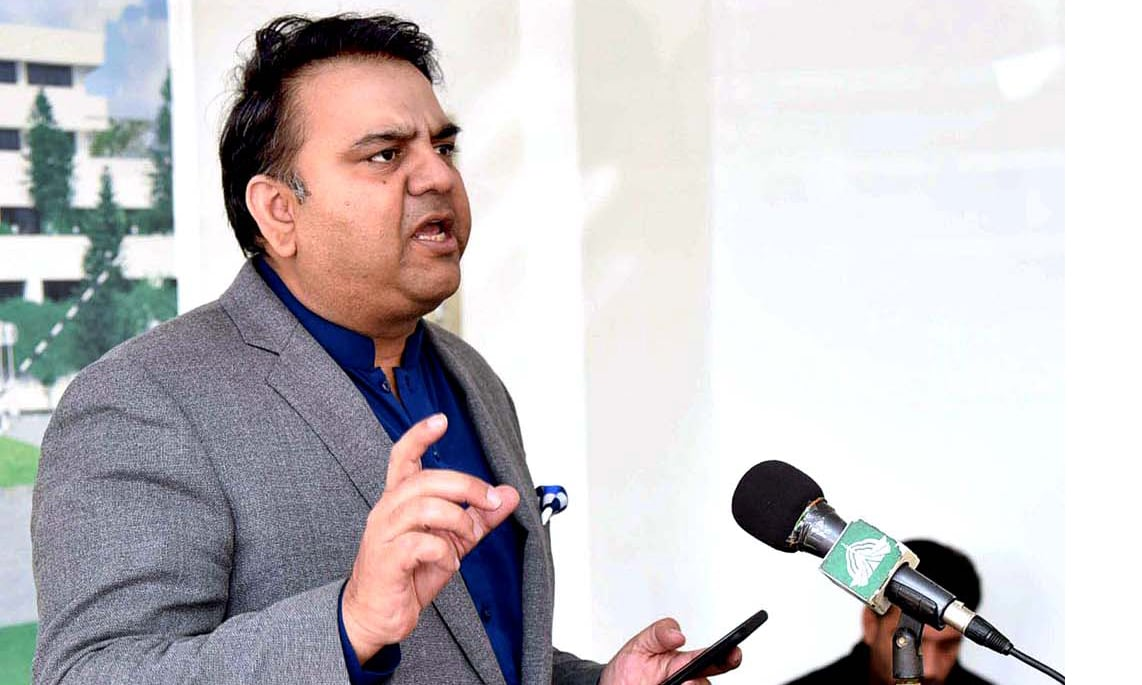 Information Minister  Fawad Chaudhry says process for acquiring work visa for nationals of 96 countries will be made easy. —APP