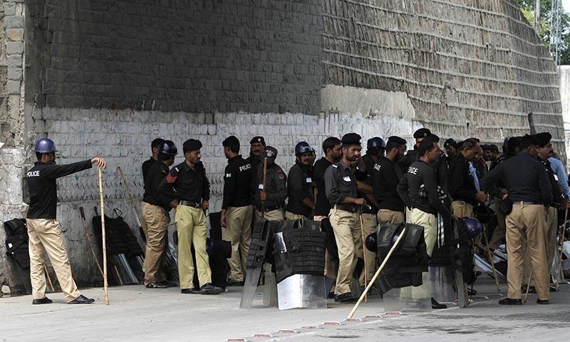 A file photo of Punjab police.