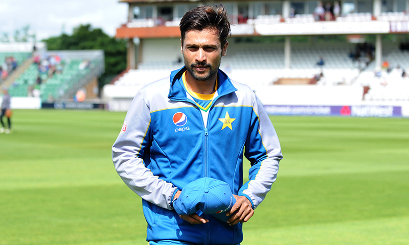 Mohammad Amir returns to the T20I squad. — File