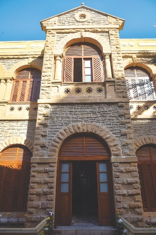Doors and windows have been polished and restored to their original colour | Fahim Siddiqi / White Star