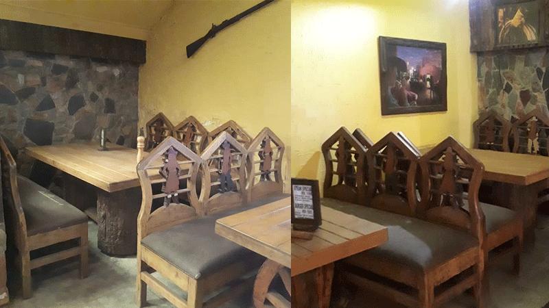 Roti interior - Photo:Facebook/Roti Restaurant