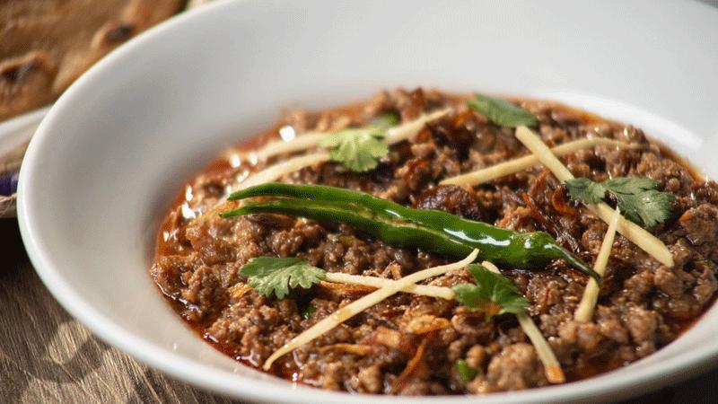 Dum Qeema - Photo: Facebook/ Roti Restaurant